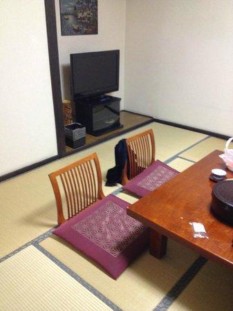 Takenokura Sanso: 部屋