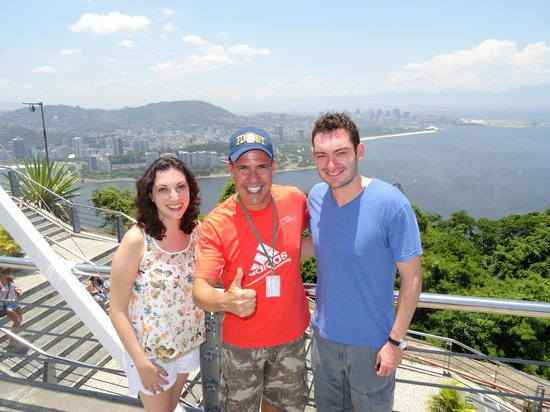 Manu Peclat - Rio Tour Guide: The Man! Manu!