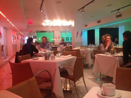 Stewart Hotel : El comedor es divino y muy bueno para desayunar