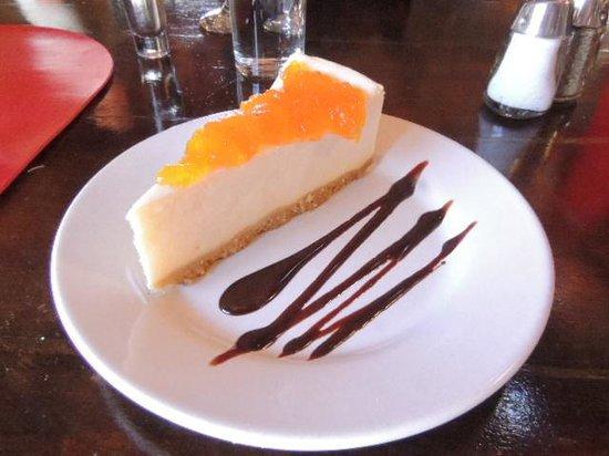 La Hacienda de Don Pedro : cheesecake