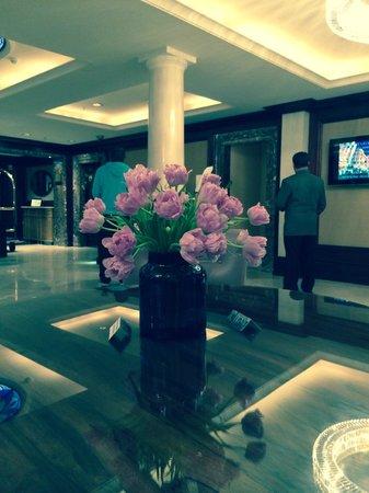 The Shelbourne Dublin, A Renaissance Hotel: HotelLobby