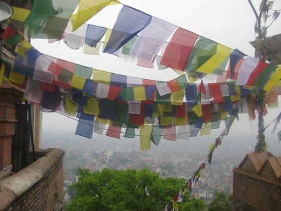 Swayambhunath Temple: Add a caption