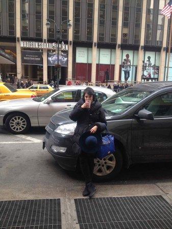Manhattan NYC–an Affinia hotel : Está frente al Madison Square Garden