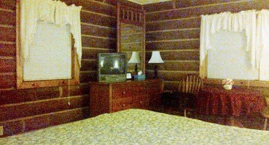 The Bear's Inn : Bedroom