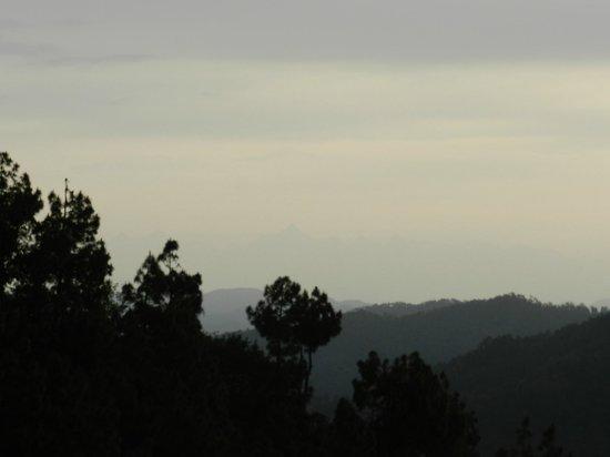 Mukteshwar Himalayan Resort: View