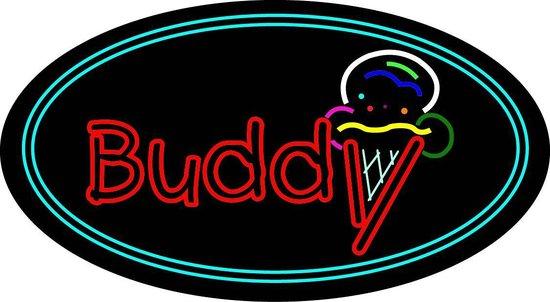Buddy Ice Cream & Info Cafe: Your friend always!