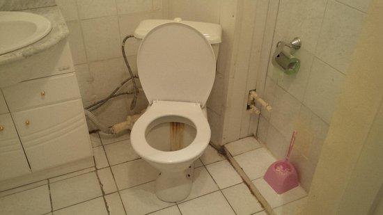Valentino Hotel: WC