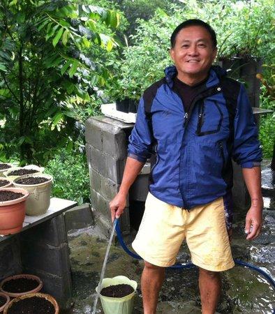 Jungle Jack Backpackers : Uncle Jack