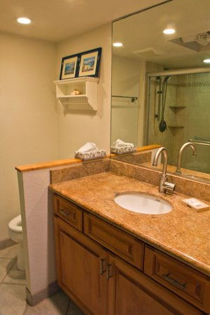 Kaleialoha Condominiums: Bathroom