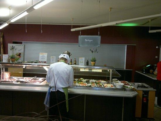 Commundo Tagungshotel: Frühstücksraum