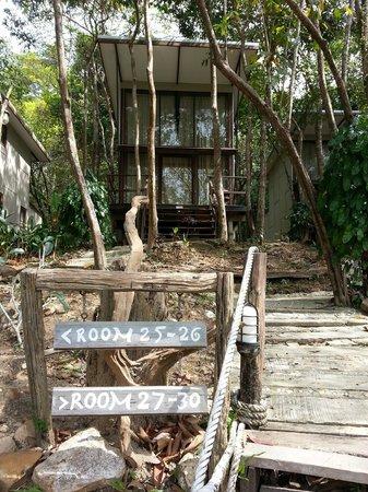 Away Koh Kood: ห้องแบบ Duplex Bungalow