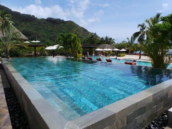 InterContinental Moorea Resort & Spa : exterieure