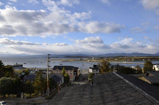 Hosteria Mustapic: Vista 360° desde el salón del desayuno MUSTAPIC