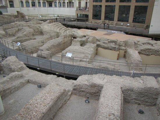 Museo del Teatro Romano de Caesaraugusta: 01