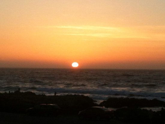 Asilomar State Beach: Our favorite sunset