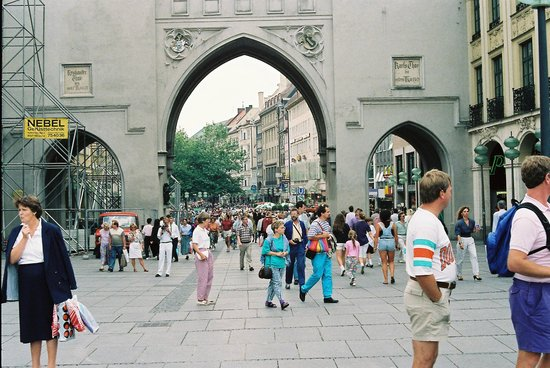 Marienplatz Munich, Bavaria, Germany