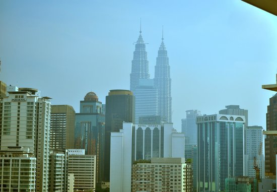 The Royale Bintang Kuala Lumpur: View from 12th Floor