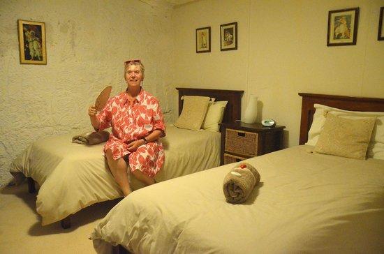 Underground Bed & Breakfast : 1 von 3 Schlafzimmer der Wohnung 1
