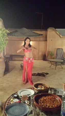 Riad Dar Nadwa: Petite soirée entre amis au riad