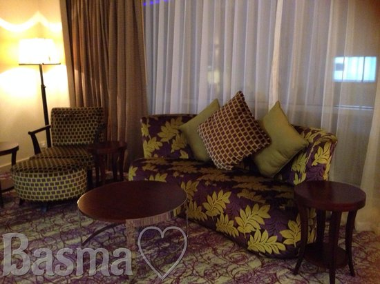 Movenpick Hotel West Bay Doha : The executive room