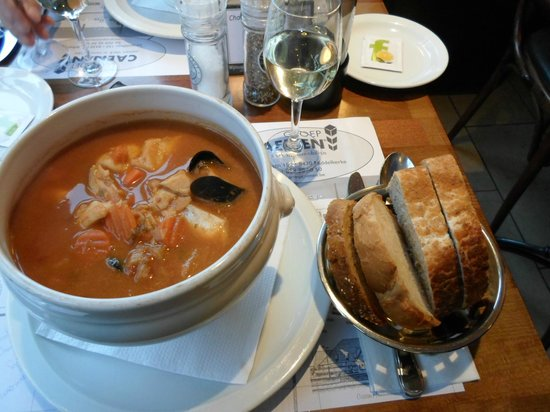 The Lord: Bouillabaise