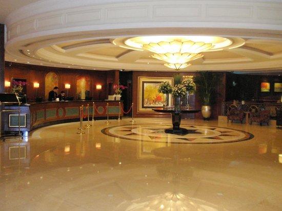 Sheraton Saigon Hotel & Towers: Lobby