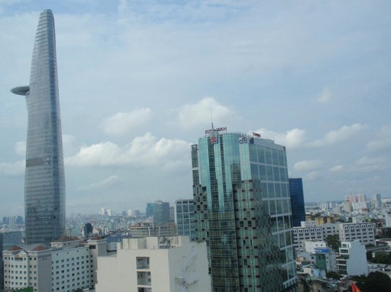 Sheraton Saigon Hotel & Towers: View