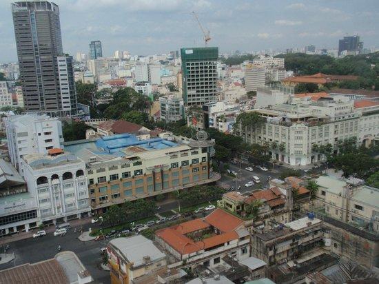Sheraton Saigon Hotel & Towers: View