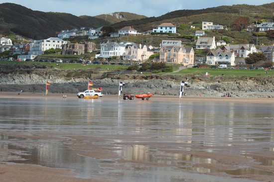 Twitchen House Holiday Village: Woolacombe Beach