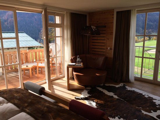 Grand Tirolia: Schlafzimmer