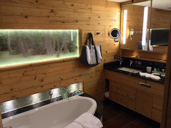 Grand Tirolia: Badezimmer