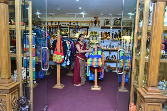 Araliya Green Hills Hotel : Araliya Green Hills Boutique Shop
