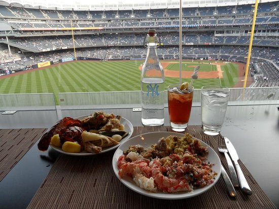 lobster yummmy - Picture of Audi Yankees Club, Bronx - TripAdvisor