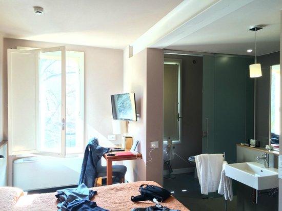 Hotel Ferrara: camera