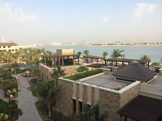 Sofitel Dubai The Palm Resort & Spa: View from my room