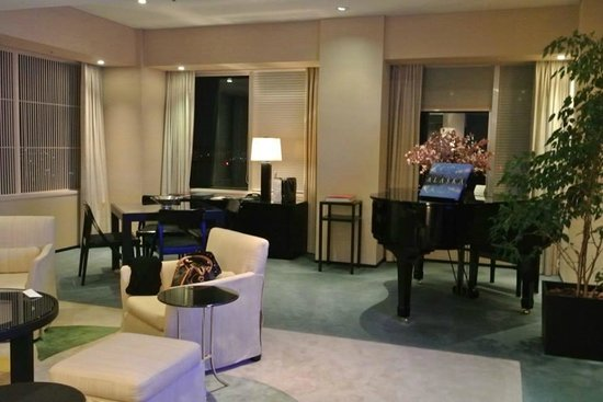Park Hyatt Tokyo: ピアノのある部屋