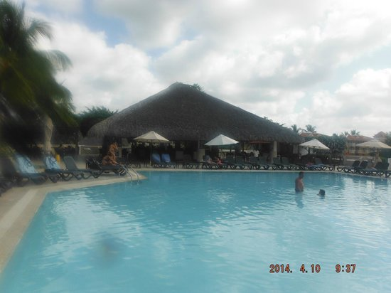 Viva Wyndham Dominicus Palace: piscina