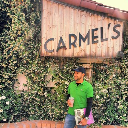 Carmel's Coffee and Bakery: Carmels it is