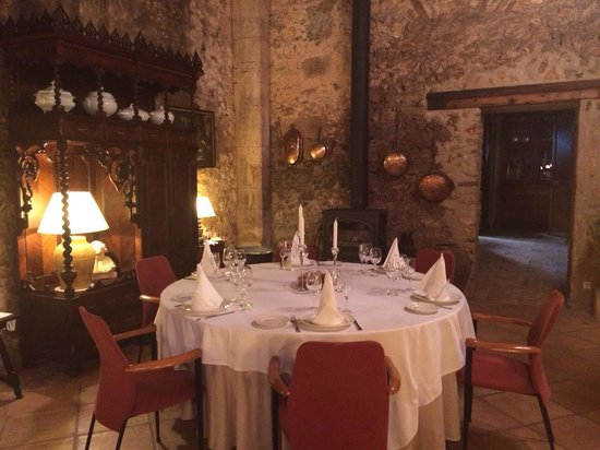 Sa Torre de Santa Eugenia : The most romantic rustic setting, with excellent service!