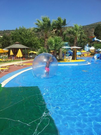 Acqua Plus Water Park (Hersonissos, Řecko) - Recenzie