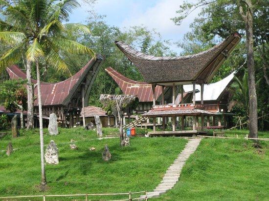 Janji Laut Resort: Excursion Pays Toraja