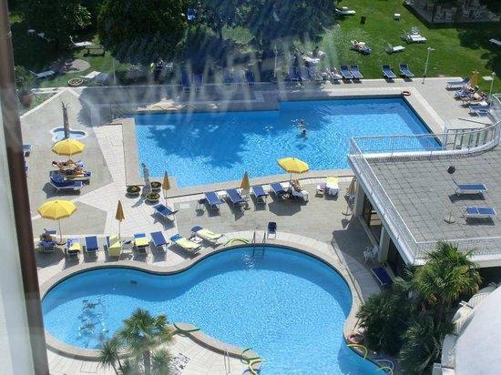 Hotel Ariston Molino Terme: pool