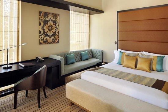 Southern Sun Abu Dhabi: Bedroom