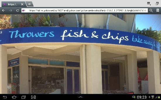 Throwers Fish and Chips