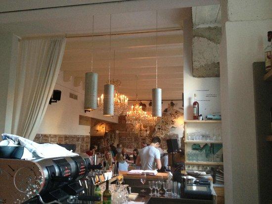 """Hotel Wiesler: Restaurant """"SPEISESAAL"""""""