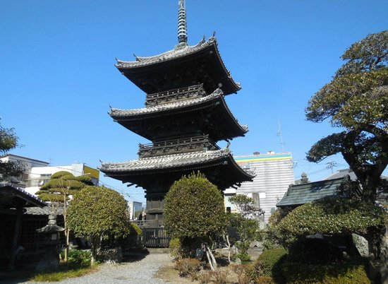 Ryugenji Temple