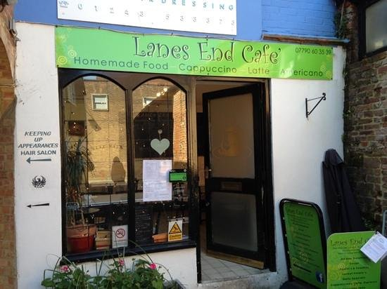 Lanes End Cafe: Friendly And Welcoming