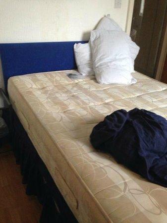 Citi Park Hotel: il letto