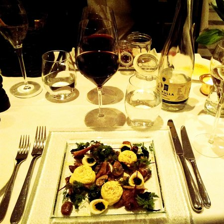 Nobis Hotel : Caina restaurant