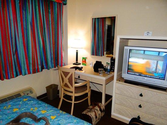Lexington Hotel - Miami Beach: pas une bonne expérience - chambre vétuste - mauvais emplacement